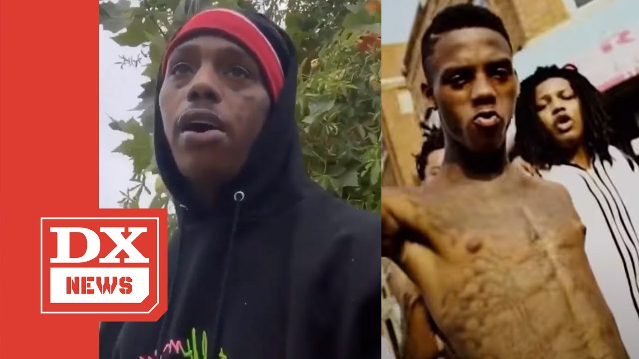 Famous Dex Overflows With Emotion Following FBG Duck's Death
