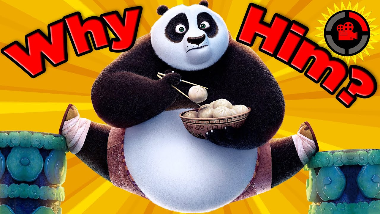 Film Theory: Kung Fu Panda, The REAL Reason Pois the Chosen One!