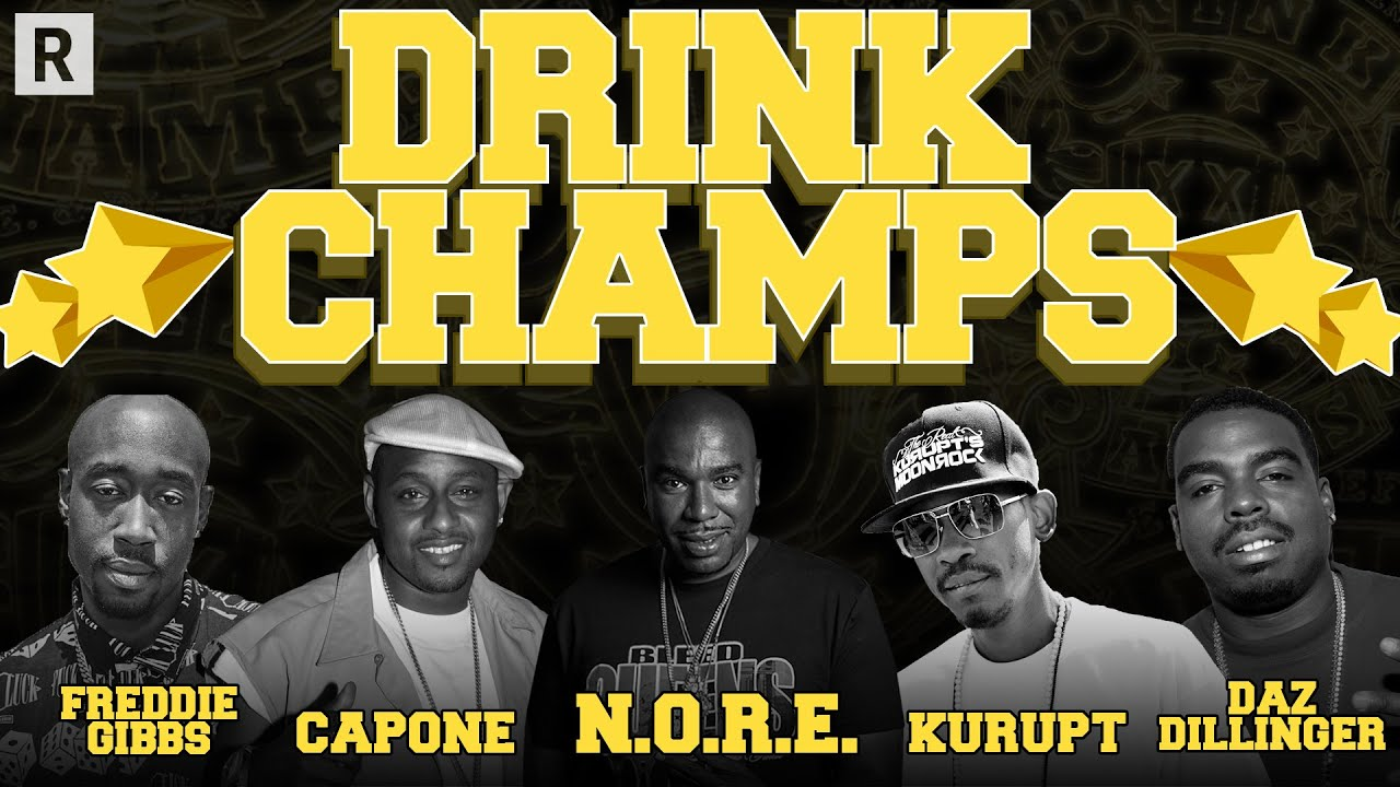Freddie Gibbs, Capone & Tha Dogg Pound Share Hip-Hop Stories And More | Drink Champs