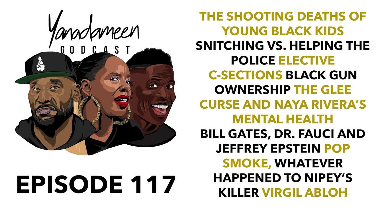 Godcast Episode #117 (Full): ...Smokin' That Doooope!
