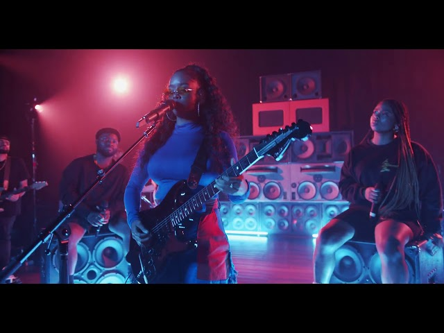 H.E.R. - Make It Rain | Lollapalooza 2020