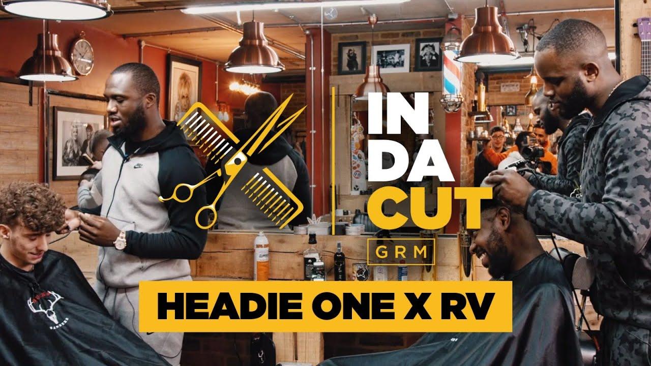Headie One vs. RV - In Da Cut [S1:E3]   GRM Daily