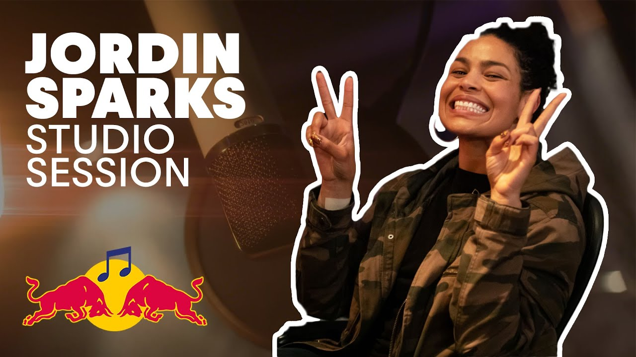 How Jordin Sparks created her New EP 'Sounds Like Me' | Red Bull Studio Sessions