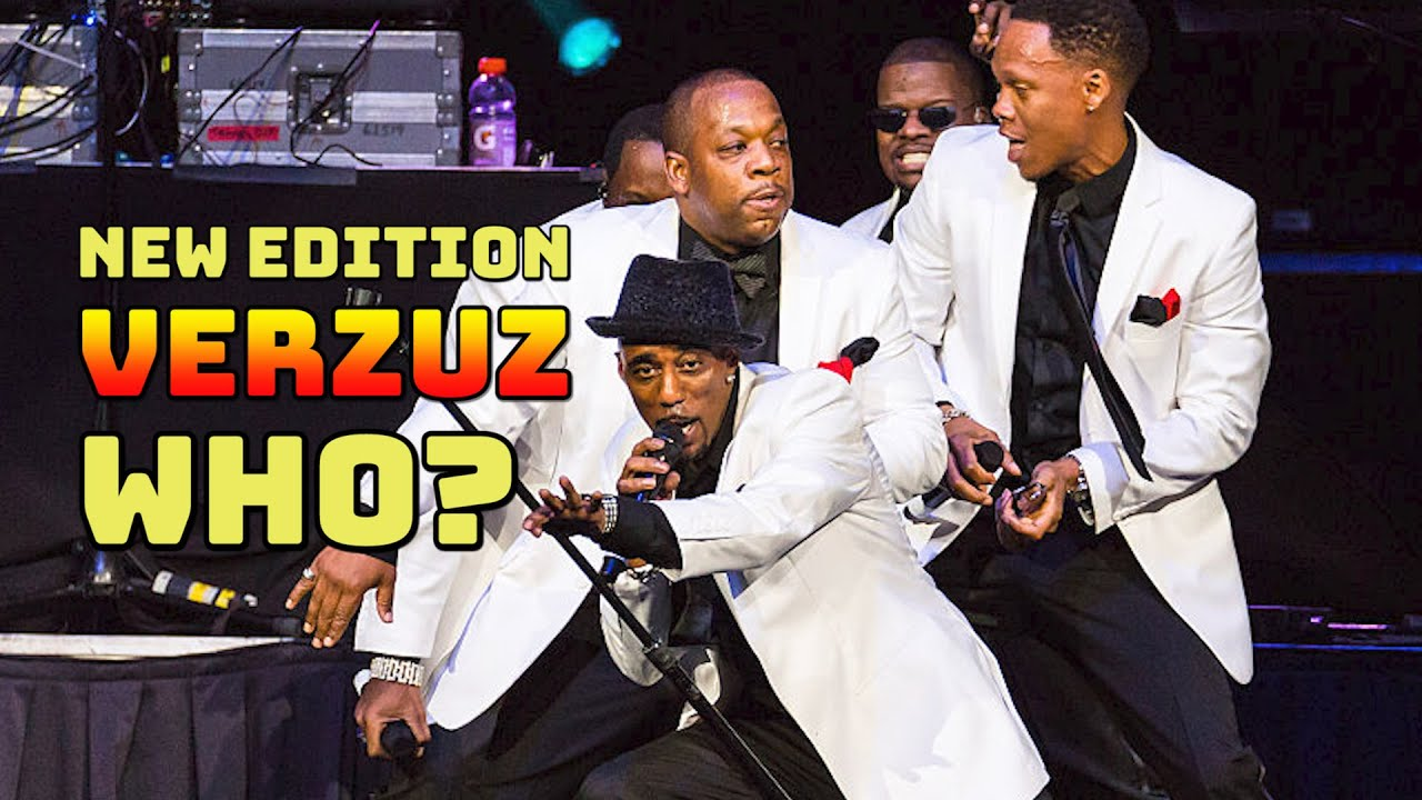 Is New Edition Headed For A Verzuz Battle?