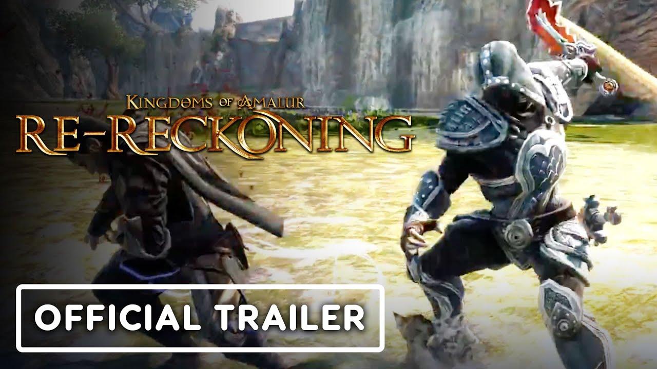 Kingdoms of Amalur: Re-Reckoning - Official Trailer | gamescom 2020