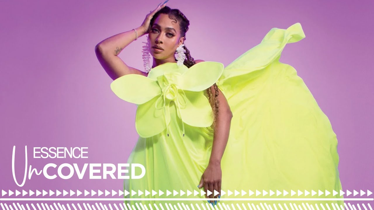 La La Anthony Talks Finding Success on Her Own Terms| ESSENCE UnCovered
