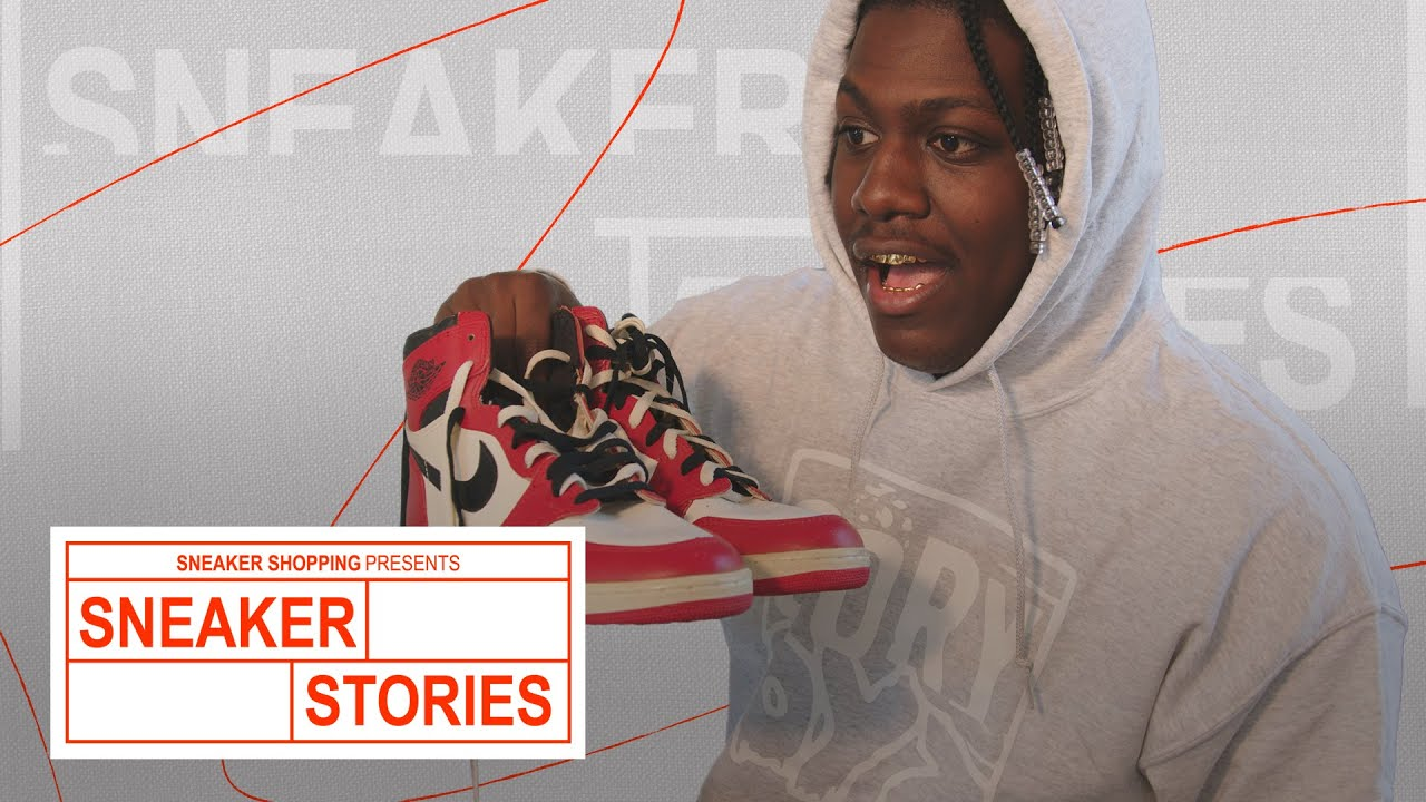 Lil Yachty Shows Off Rare Jordan 1s and Unreleased Sean Wotherspoon Collabs on Sneaker Stories