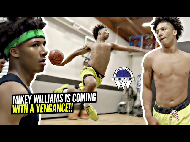 Mikey Williams Is Coming With a VENGANCE For Next Season!! Mikey & Jah Go CRAZY w/ Ryan Razooky!