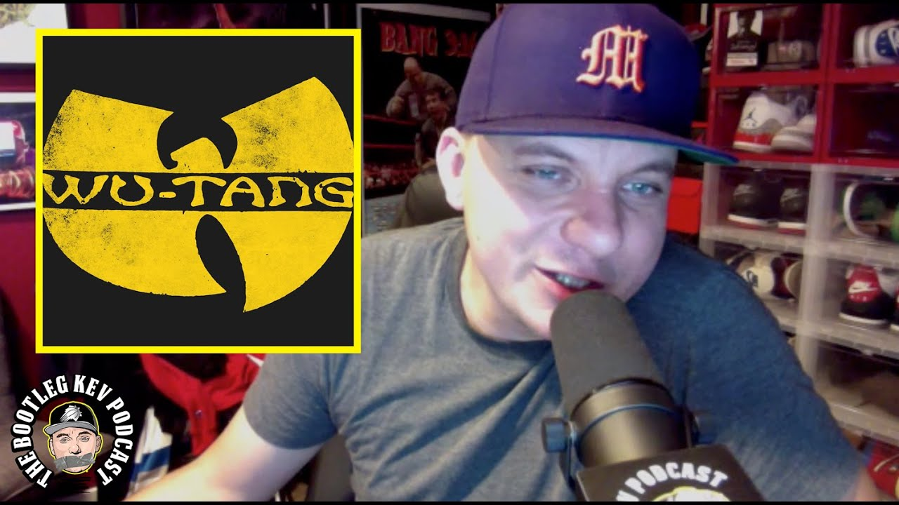 Ranking the top 10 Wu-Tang Albums (The Bootleg Kev Podcast)