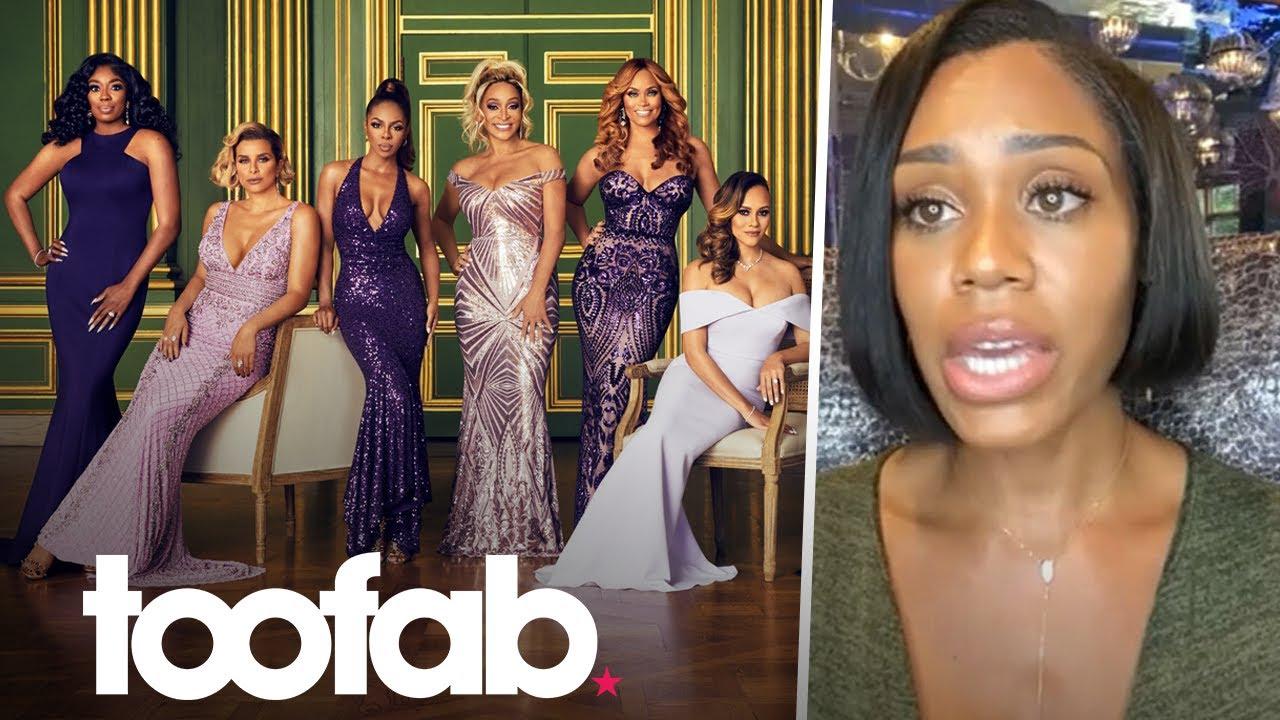 RHOP Star Monique Samuels Slams Candiace Dillard For 'Vicious' And 'Nasty' Behavior   toofab
