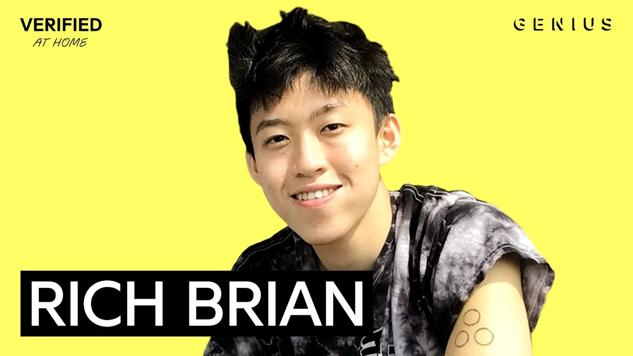 """Rich Brian """"Love In My Pocket"""" Official Lyrics & Meaning 