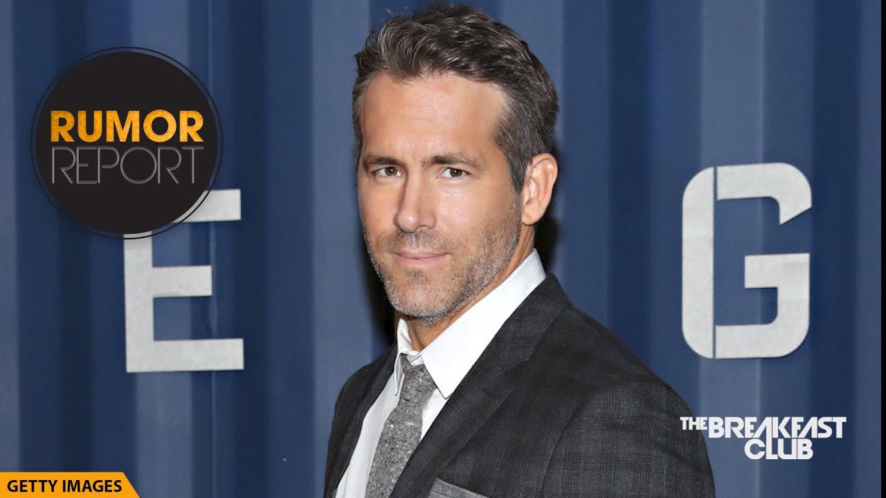 Ryan Reynolds Apologizes For Having Wedding Ceremony On Slave Plantation