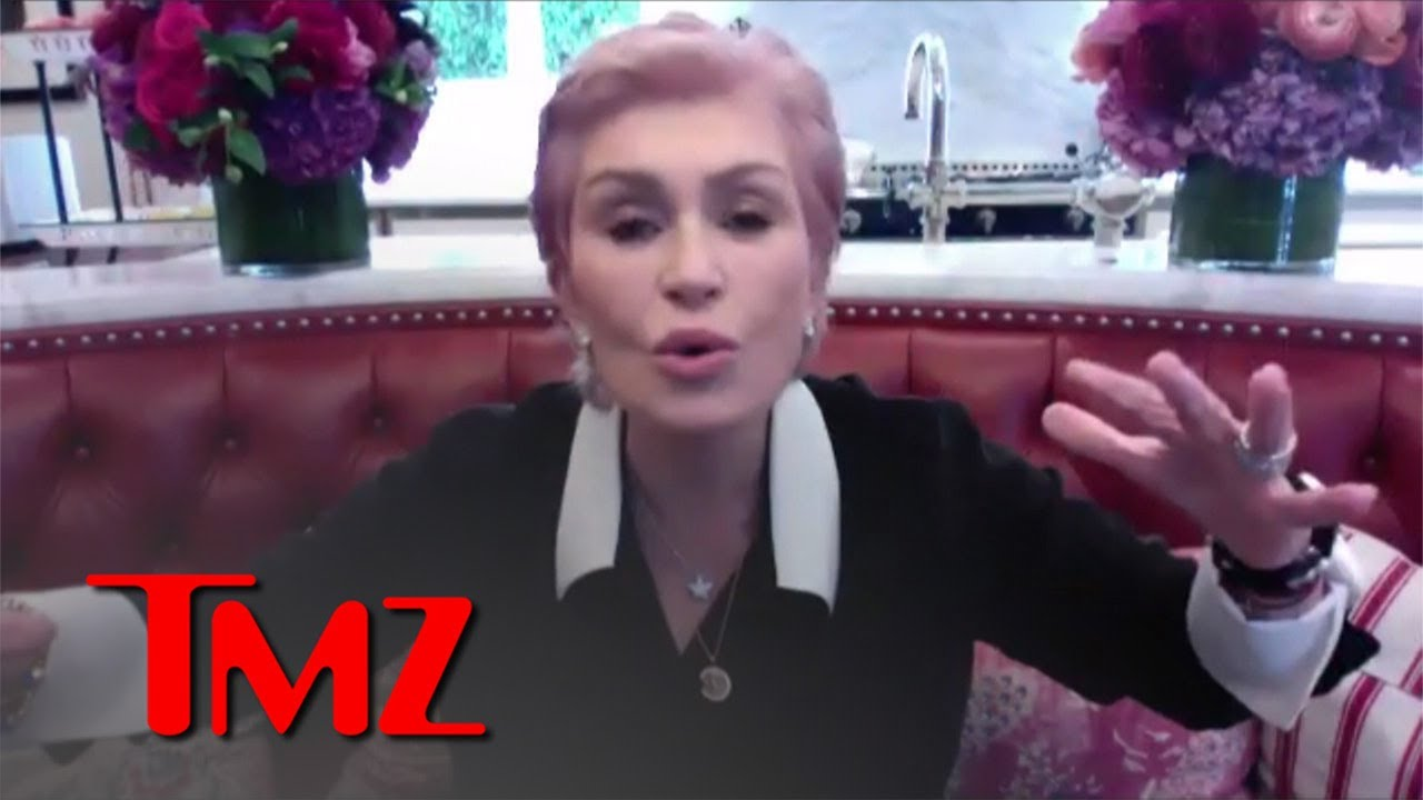 Sharon Osbourne Says She's Gotta See a UFO to Become a Believer | TMZ
