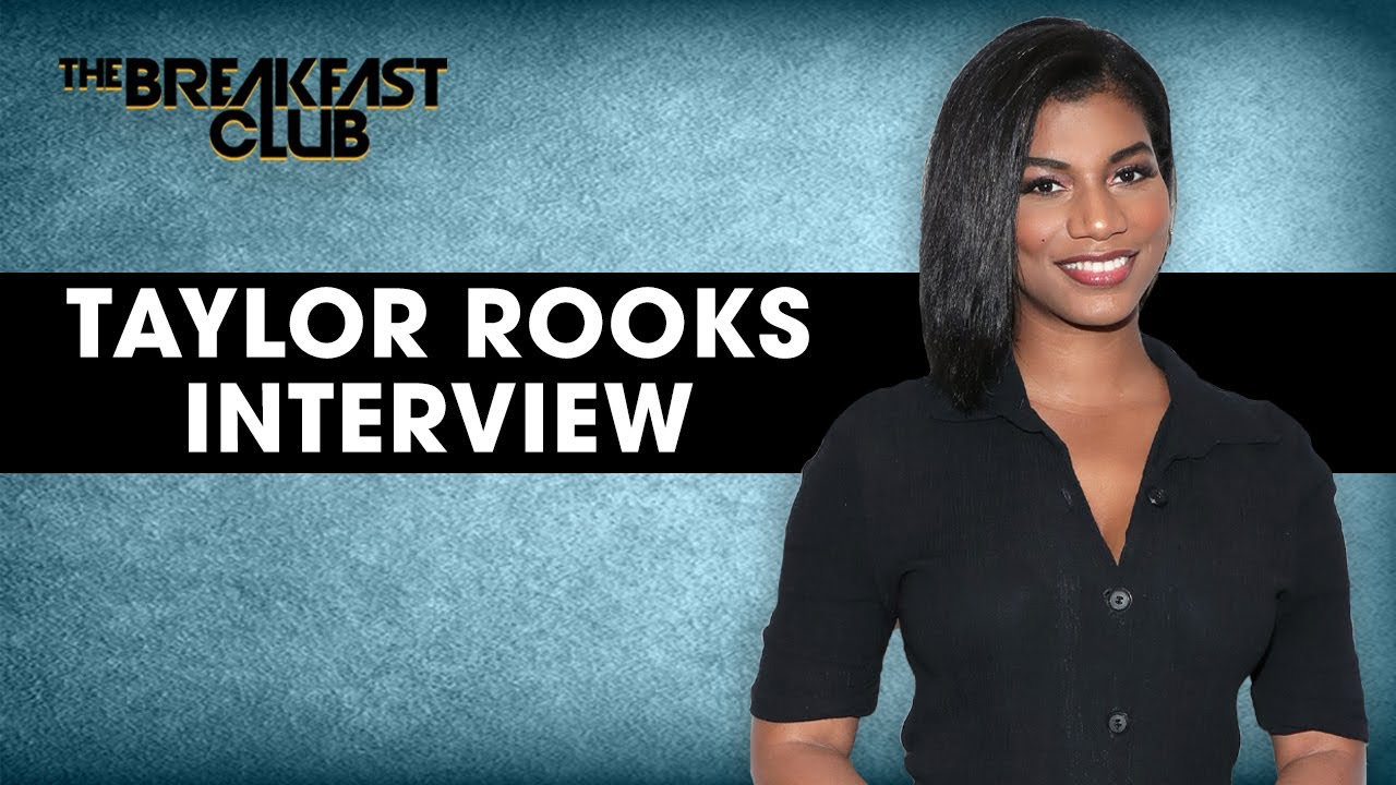 Taylor Rooks On Life Inside The NBA Bubble, Socially Distant Sports + More