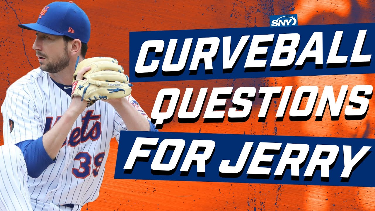 Throwing curveball questions at Jerry Blevins | Baseball Night in New York | SNY