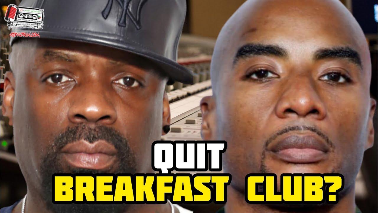 TK Kirkland On If Charlamagne Tha God Is Leaving The Breakfast Club?!?!