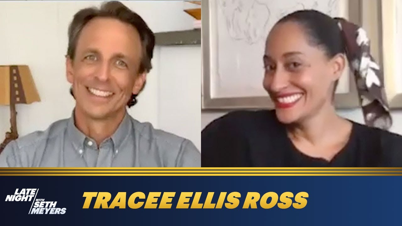Tracee Ellis Ross Waited Two and a Half Months for Toilet Paper