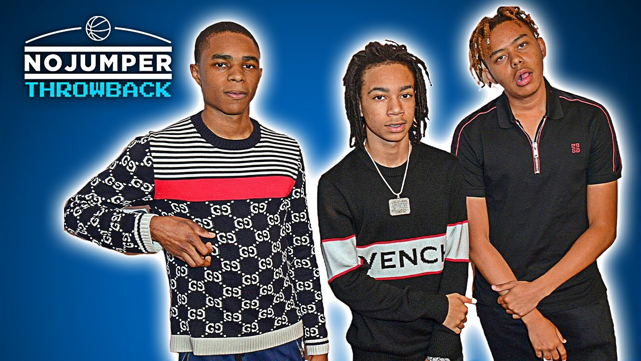 YBN Nahmir, Cordae & Almighty Jay Interview Before The Break Up