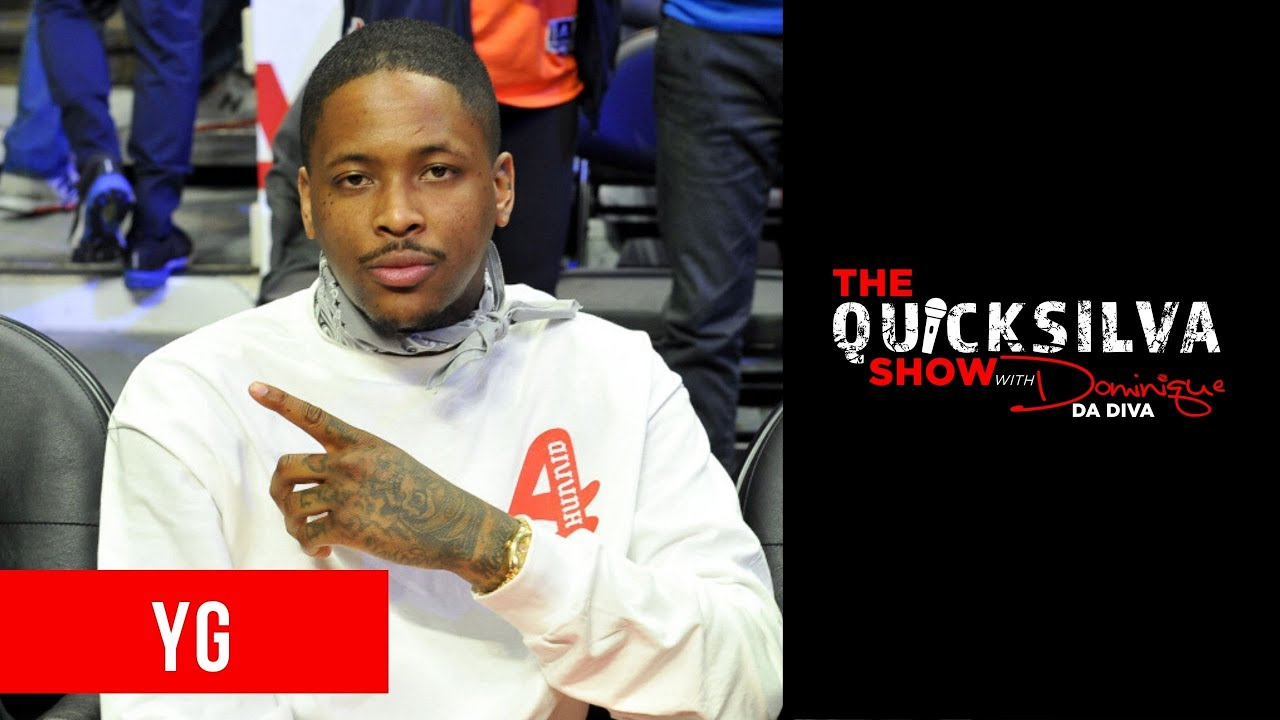 YG Talks New Single 'Swag', Plays Question For Da Culture, Has Words For Trump + More