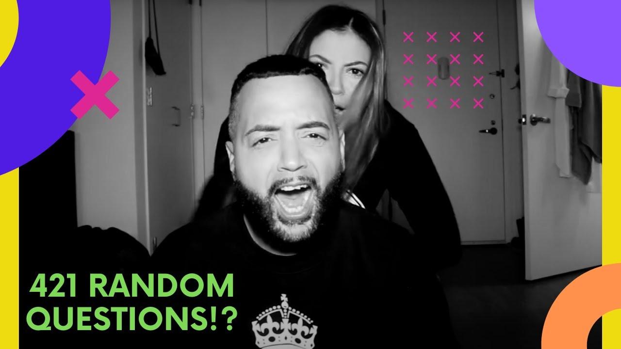421 Random Q&A Vlog with illywildzz