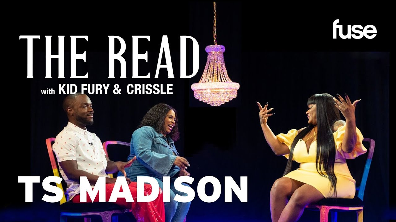 Address Queen Ts Madison Correctly (Extended Cut)   The Read with Kid Fury & Crissle   Fuse