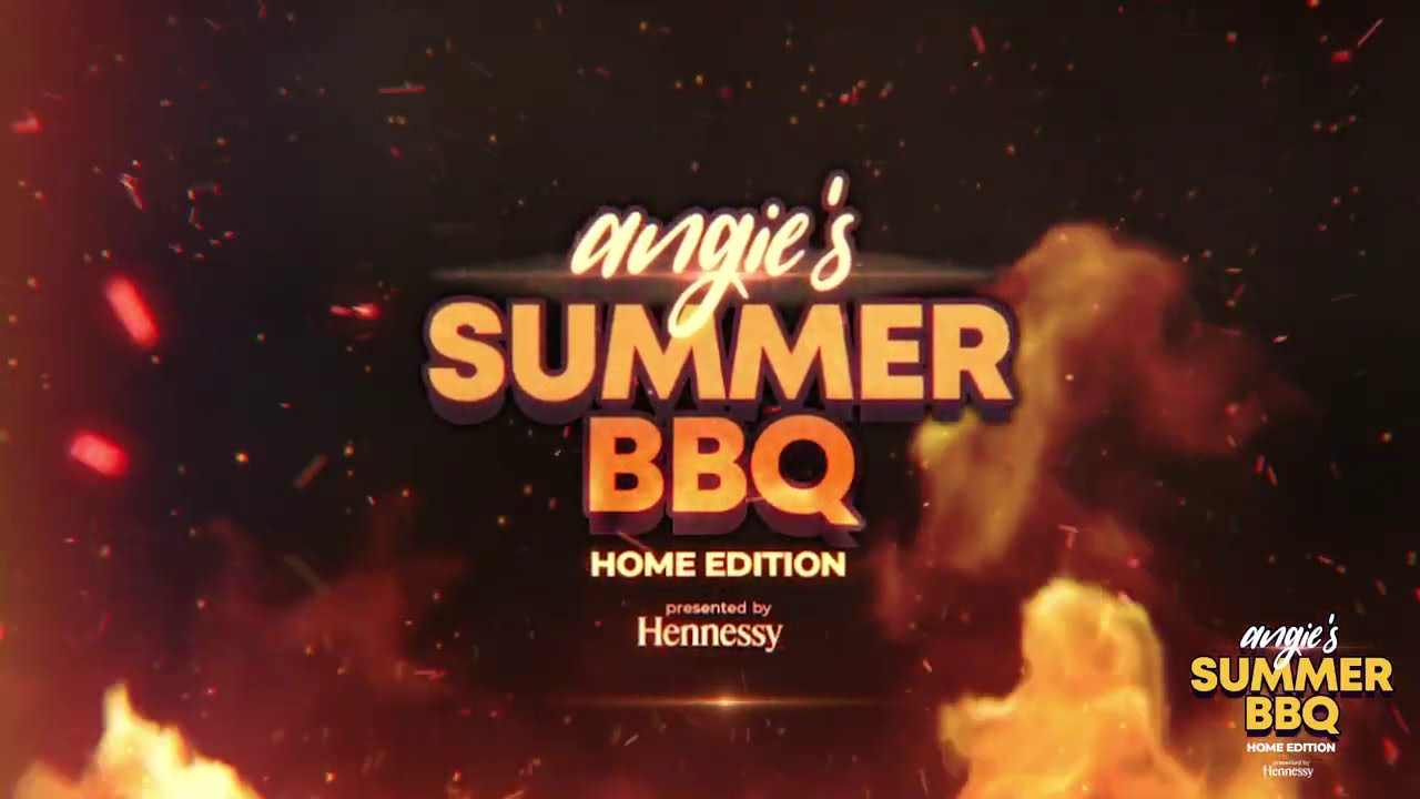 Angie's Summer BBQ 2020: Home Edition!