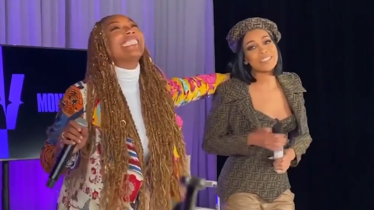 Awkward And Awesome: The Brandy And Monica Verzuz Left Fans Reeling!