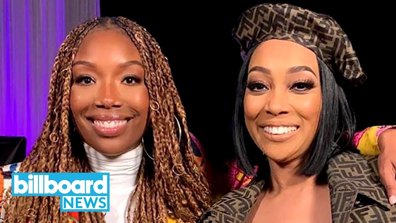 Brandy & Monica Face Off In Epic 'Verzuz' Battle   Billboard News
