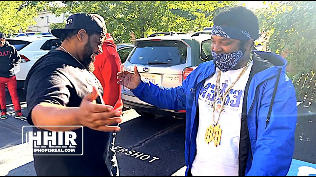 """CHARLIE CLIPS VS GEECHI GOTTI """"THE SMX COIN TOSS"""""""