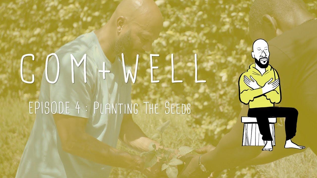 Com+Well: Gardening with Gangster Gardner, Ron Finley
