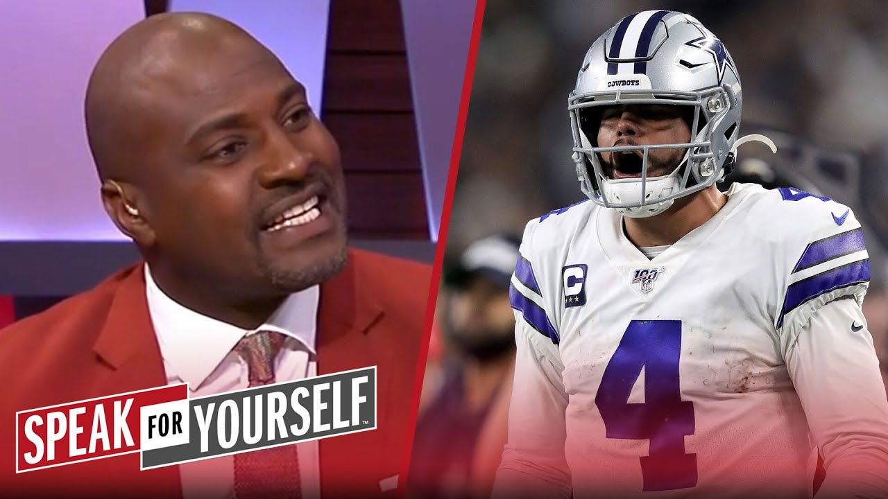 Dak shouldn't be concerned about Mahomes & Watson's big contracts — Wiley   NFL   SPEAK FOR YOURSELF