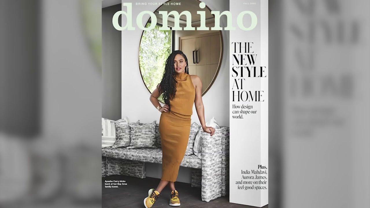 Domino Magazine Cover Behind The Scenes