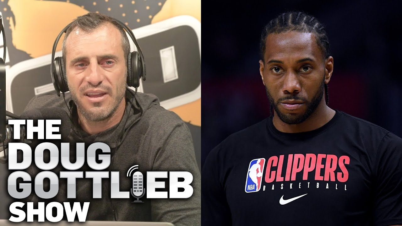 Doug Gottlieb - Give Me a Player and I'll Tell You Why Kawhi is Better