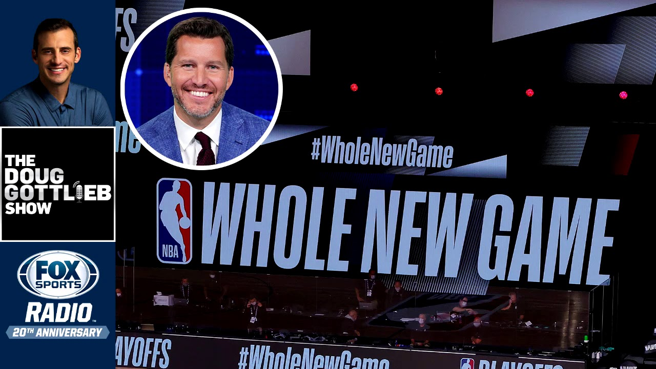 Doug Gottlieb - Will Cain Worries Mix of Sports and Social Justice Will Hurt Viewership