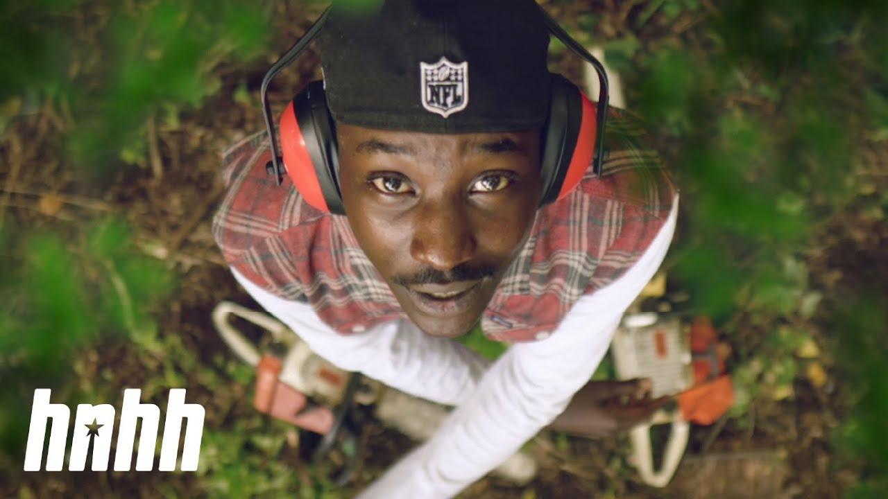 "Duffle Bag Buru ""Quarterback"" feat. Xanman | HNHH Official Music Video"