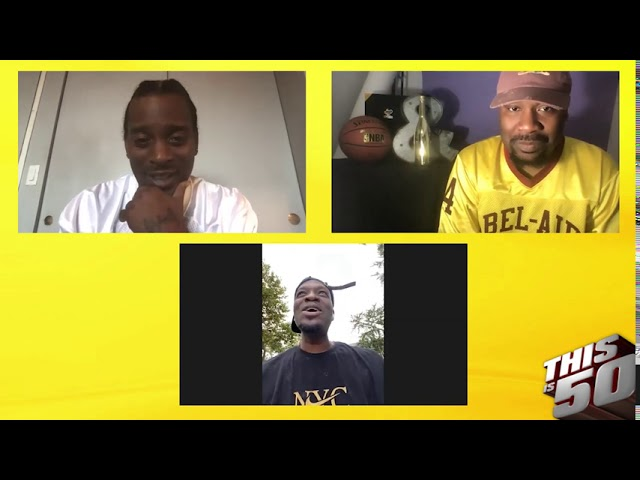 F-O on Brooklyn being a hotbed for Hip Hop & quitting music to deal w/ real life | ThisIs50