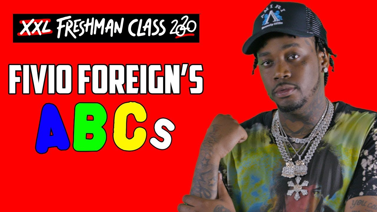 Fivio Foreign's ABCs