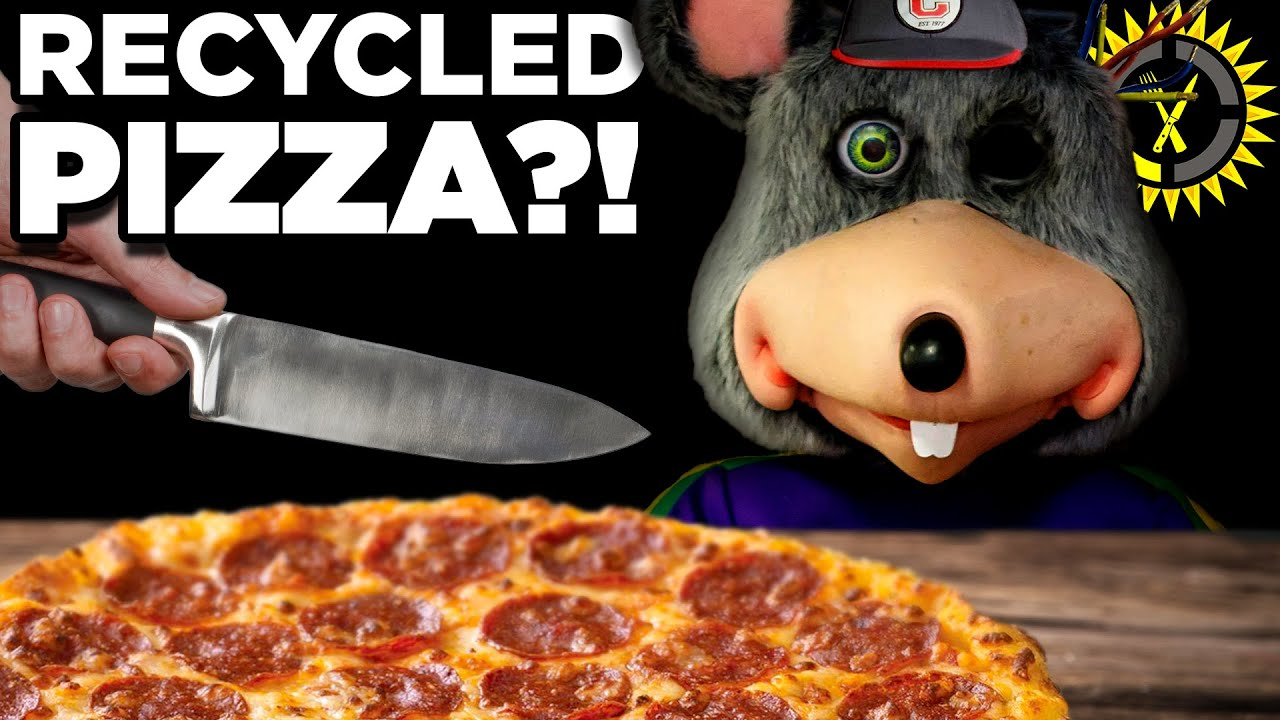 Food Theory: Chuck E Cheese Pizza, Should You Be Scared?
