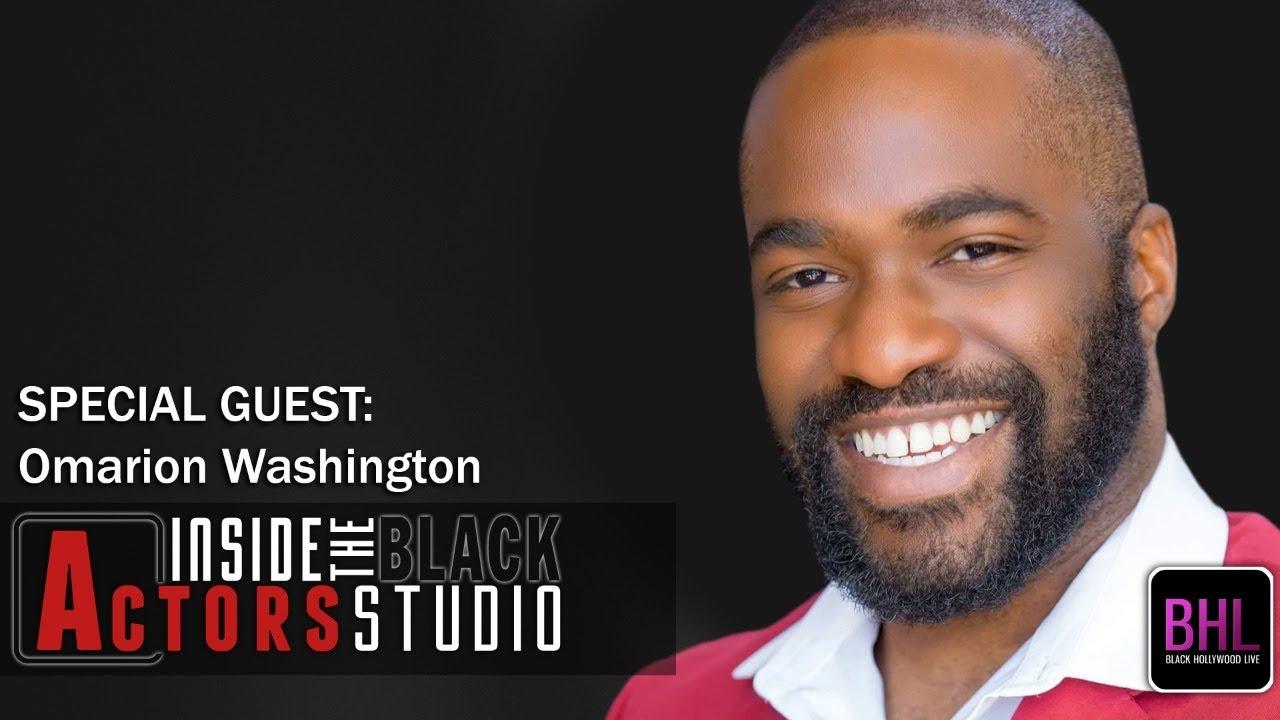 Inside the Black Actors Studio w/ Omarion Washington
