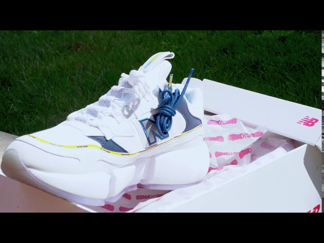 """Jaden Smith """"New Balance"""" Edition Vision Racer (Dope or Nope) + On Foot !"""