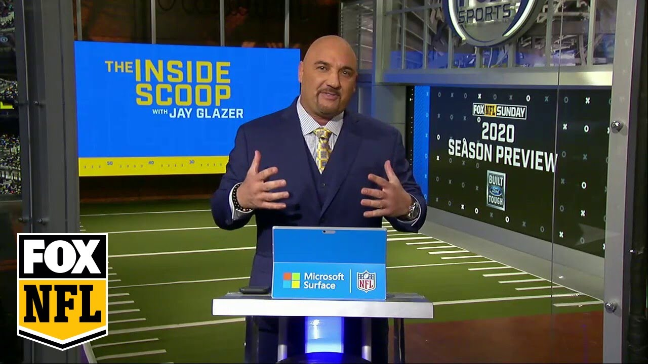 Jay Glazer lays out how NFL teams will handle COVID during 2020 season | FOX NFL