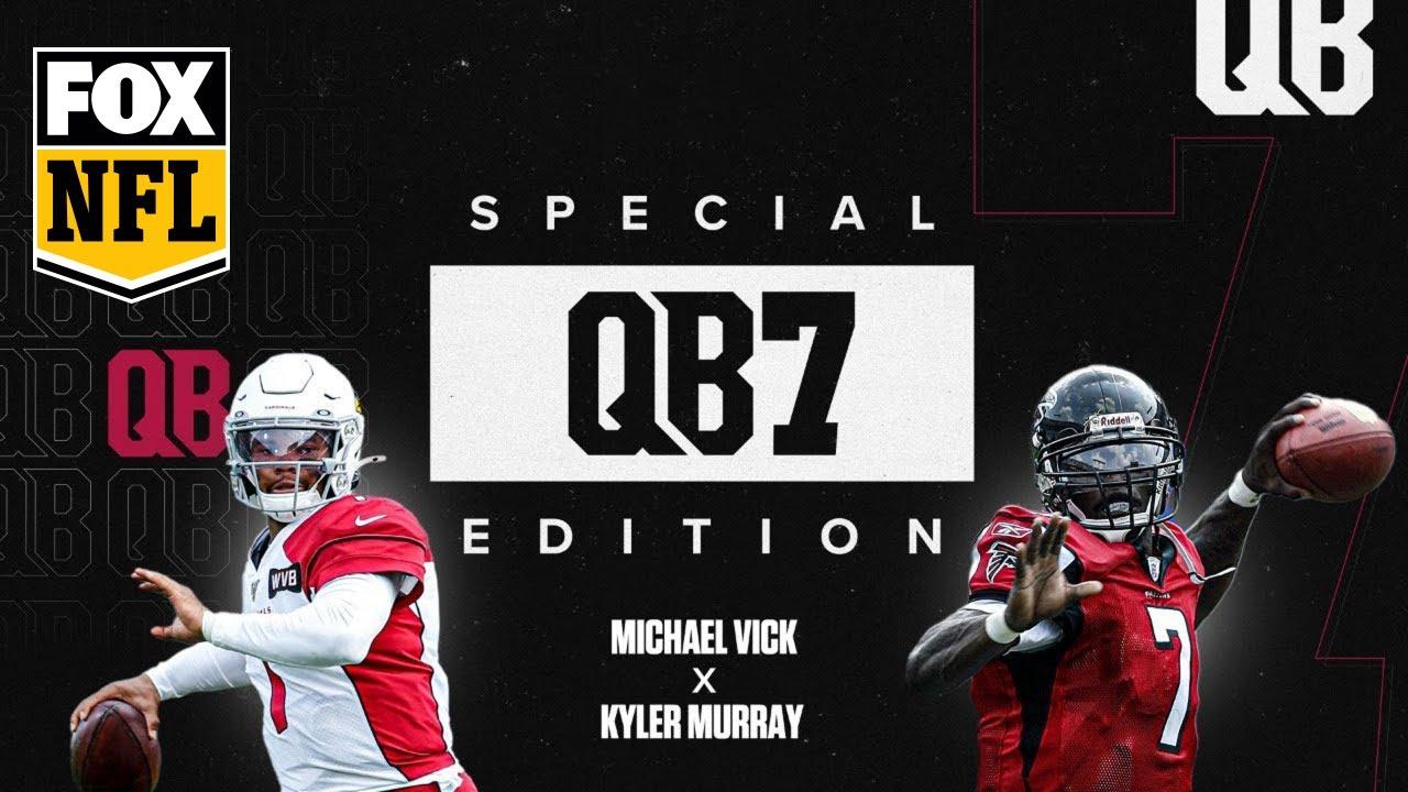 Kyler Murray 1-on-1 with Michael Vick | QB7 | FOX NFL