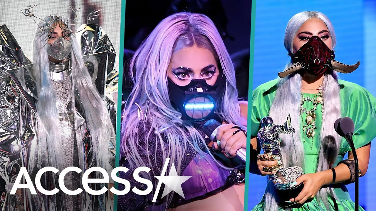 Lady Gaga Wins Big At The MTV VMAs