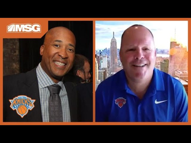 Leon Rose On William Wesley's Role With Knicks & How They Attract Top Free Agents
