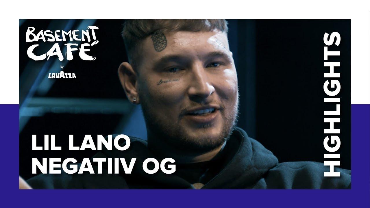 Lil Lano & Negatiiv OG Interview: Knacks im Kopf und Nahtoderfahrung |Basement Café
