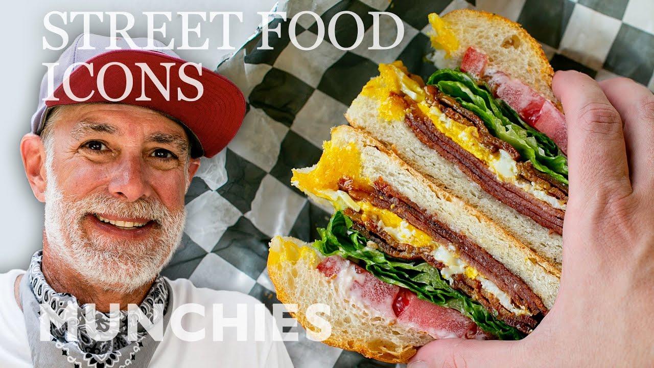 New Jersey's King of Breakfast Sandwiches