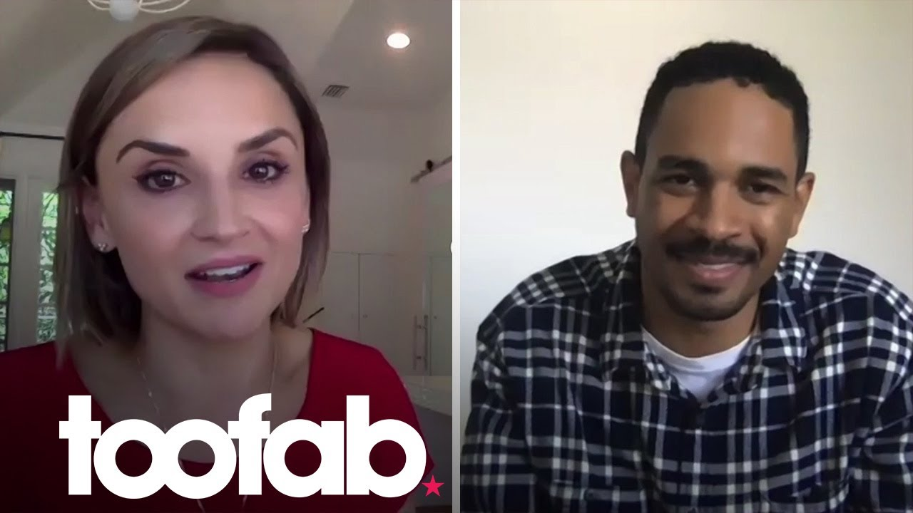Rachael Leigh Cook and Damon Wayans Jr. Talk Online Dating | toofab