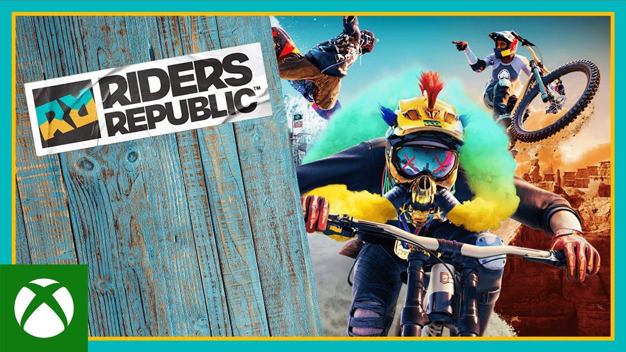 Riders Republic: Cinematic Premiere   Ubisoft Forward 2020   Ubisoft [NA]