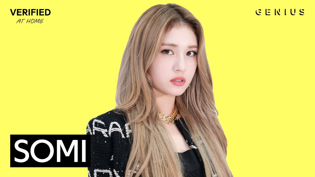 """SOMI 전소미 """"What You Waiting For"""" Official Lyrics & Meaning 