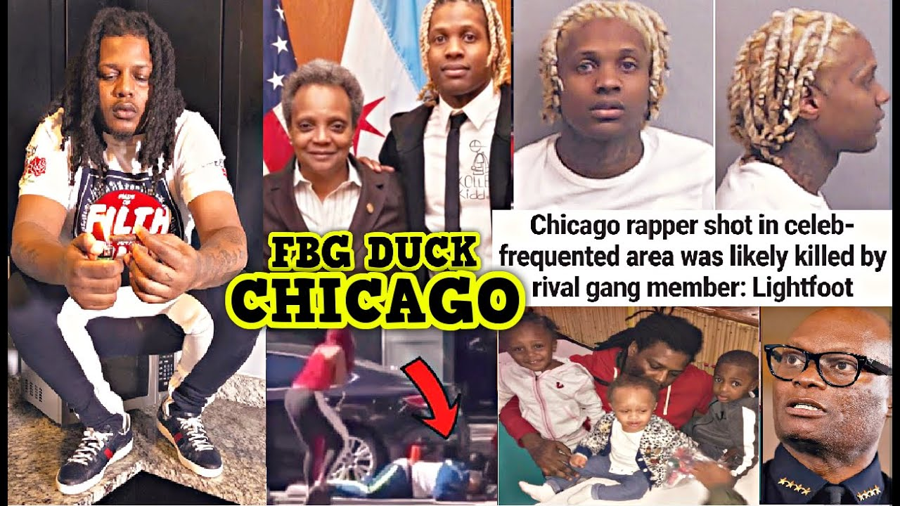 The Death of FBG Duck: Carlton Weekly Chicago Tragedy   Police & Politician